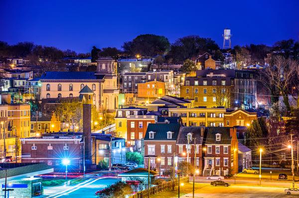 Richmond, Virginia City