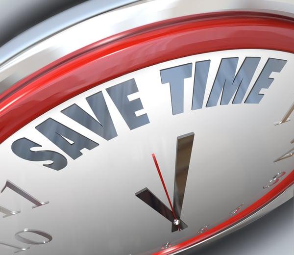 Save time clock managemenet tips advice efficiency